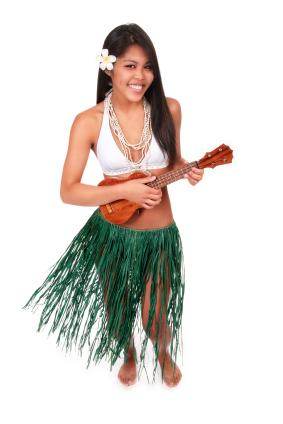 Hula Dancer kostiumy halloween